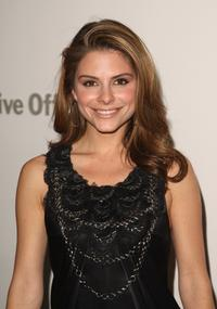 Maria Menounos at the New York premiere of