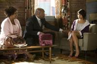 Gladys Knight as Wilma, Marvin Winans as Pastor Brian and Taraji P. Henson as April in