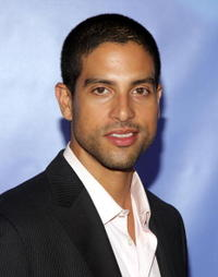 Adam Rodriguez at the New York premiere of