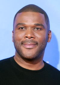 Tyler Perry at the New York premiere of
