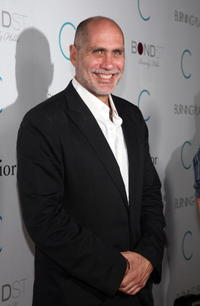 Director Guillermo Arriaga at the California premiere of
