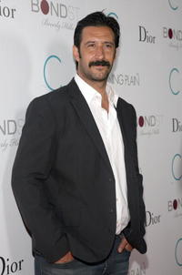 Jose Maria Yazpik at the California premiere of