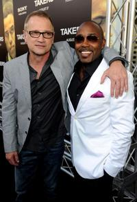 Clint Culpepper and William Packer at the California premiere of