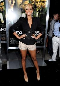 Keri Hilson at the California premiere of