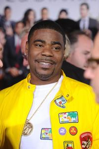 Tracy Morgan at the California premiere of