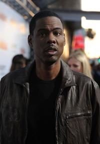 Chris Rock at the California premiere of