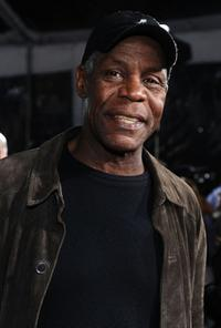 Danny Glover at the California premiere of