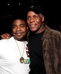 Tracy Morgan and Danny Glover at the after party of the California premiere of
