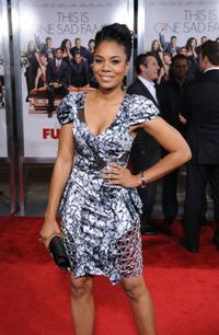 Regina Hall at the California premiere of
