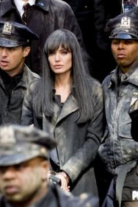 Angelina Jolie as Evelyn Salt in
