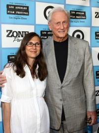 Sophie Barthes and Samuel Goldwyn at the California premiere of