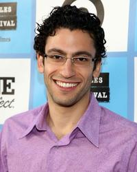 Adam Tsekhman at the California premiere of