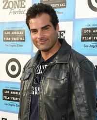 Brien Perry at the California premiere of