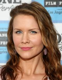 Josie Davis at the California premiere of