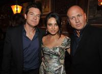 Jason Bateman, Mila Kunis and Mike Judge at the after party of the California premiere of