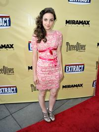 Brittany Curran at the California premiere of