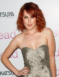 Rumer Willis at the California premiere of