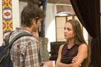 Ashton Kutcher and Margarita Levieva in