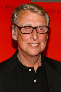 Director Mike Nichols at the New York premiere of