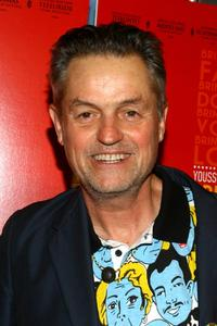 Jonathan Demme at the New York premiere of