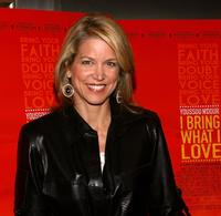 Paula Zahn at the New York premiere of