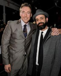 Kevin Durand and Scott Stewart at the California premiere of