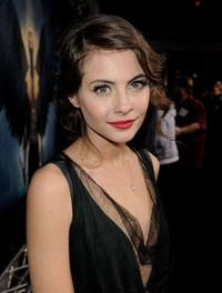 Willa Holland at the California premiere of