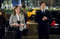 Elisabeth Moss and Jesse Liebman in