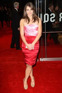 Elizabeth Hurley at the London premiere of