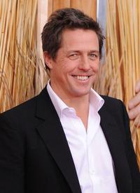 Hugh Grant at the New York premiere of