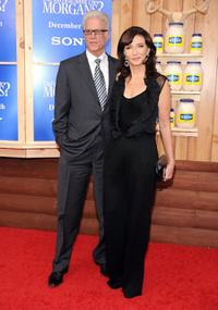 Ted Danson and Mary Steenburgen at the New York premiere of