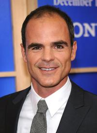 Michael Kelly at the New York premiere of