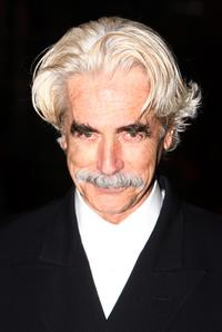 Sam Elliott at the London premiere of