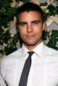 Colin Egglesfield at the after party of the New York premiere of