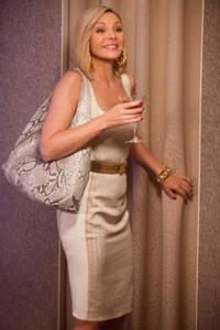 Kim Cattrall as Samantha Jones in