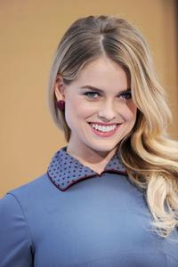 Alice Eve at the New York premiere of