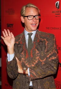 Carson Kressley at the New York premiere of