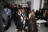 Andre Leon Talley and Anna Wintour in