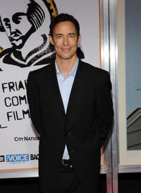 Tom Cavanagh at the New York premiere of
