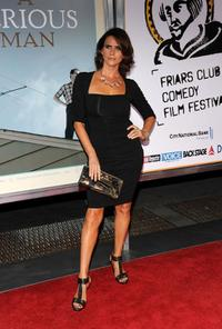 Amy Landecker at the New York premiere of