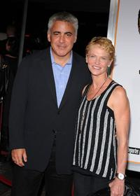 Adam Arkin and Phyllis Arkin at the New York premiere of