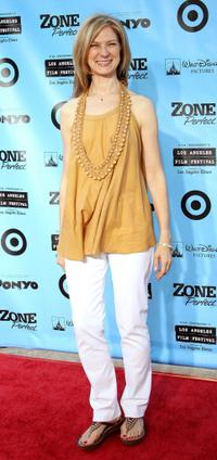 Dawn Hudson at the California premiere of