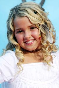 Emily Grace Reaves at the California premiere of