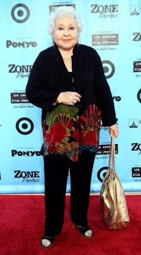 Estelle Harris at the California premiere of