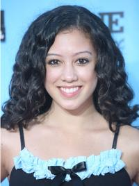 Keana Texeira at the California premiere of