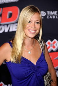 Kristi Leskinen at the California premiere of