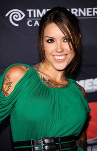 Casey Patridge at the California premiere of
