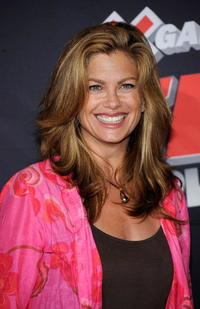 Kathy Ireland at the California premiere of
