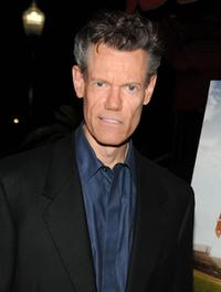 Randy Travis at the Nashville premiere of