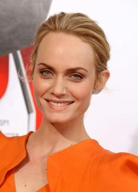 Amber Valletta at the California premiere of